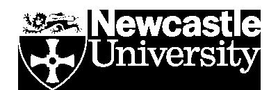 Newcastle University logo REV